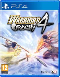Hier klicken, um das Cover von Warriors Orochi 4 (PS4) zu vergrößern