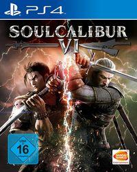 Hier klicken, um das Cover von SoulCalibur VI (PS4) zu vergrößern