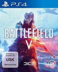Hier klicken, um das Cover von Battlefield V (PS4) zu vergrößern