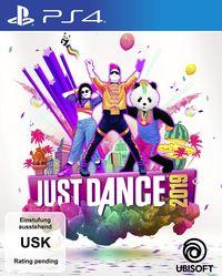 Hier klicken, um das Cover von Just Dance 2019 (PS4) zu vergrößern