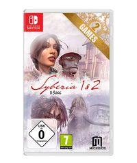 Hier klicken, um das Cover von Syberia 1-2 (Switch) zu vergrößern