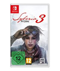 Hier klicken, um das Cover von Syberia 3 (Switch) zu vergrößern