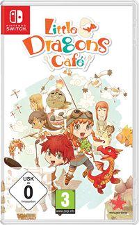 Hier klicken, um das Cover von Little Dragons Cafe (Switch) zu vergrößern