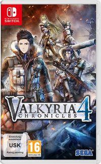 Hier klicken, um das Cover von Valkyria Chronicles 4 (Switch) zu vergrößern