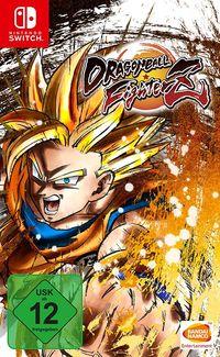 Hier klicken, um das Cover von Dragon Ball FighterZ (Switch) zu vergrößern