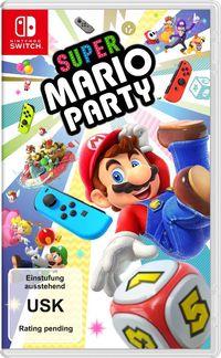 Hier klicken, um das Cover von Super Mario Party (Switch) zu vergrößern
