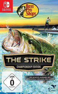 Hier klicken, um das Cover von Bass Pro Shops The Strike (Switch) zu vergrößern