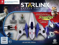 Hier klicken, um das Cover von Starlink Starter Pack (PS4) zu vergrößern