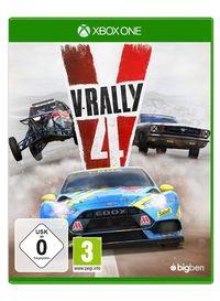 Hier klicken, um das Cover von V-Rally 4 (Xbox One) zu vergrößern