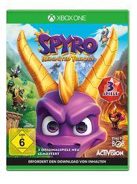 Hier klicken, um das Cover von Spyro Reignited Trilogy (Xbox One) zu vergrößern