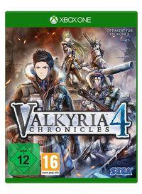 Hier klicken, um das Cover von Valkyria Chronicles 4 (Xbox One) zu vergrößern