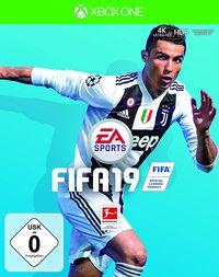 Hier klicken, um das Cover von FIFA 19 (Xbox One) zu vergrößern