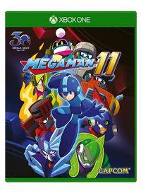 Hier klicken, um das Cover von Mega Man 11 (Xbox One) zu vergrößern
