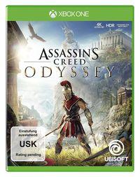 Hier klicken, um das Cover von Assassin's Creed Odyssey (Xbox One) zu vergrößern