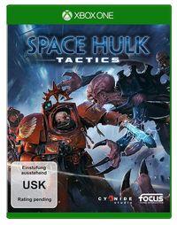 Hier klicken, um das Cover von Space Hulk: Tactics (Xbox One) zu vergrößern