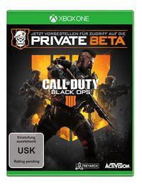 Hier klicken, um das Cover von Call of Duty Black Ops 4 (Xbox One) zu vergrößern