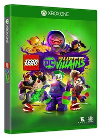 Hier klicken, um das Cover von LEGO - DC Super-Villians (Xbox One) zu vergrößern