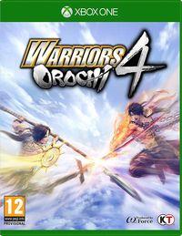 Hier klicken, um das Cover von Warriors Orochi 4 (Xbox One) zu vergrößern