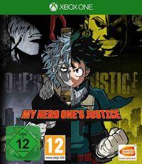Hier klicken, um das Cover von My Hero One's Justice (Xbox One) zu vergrößern