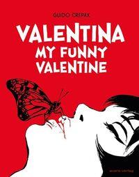 Hier klicken, um das Cover von Valentina – May funny Valentina zu vergrößern