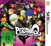 Hier klicken, um das Cover von Persona Q: Shadow of the Labyrinth (3DS) zu vergrößern