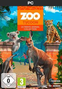 Hier klicken, um das Cover von Zoo Tycoon: Ultimate Animal Collection (PC) zu vergrößern
