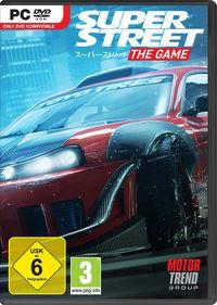Hier klicken, um das Cover von Super Street the Game (PC) zu vergrößern