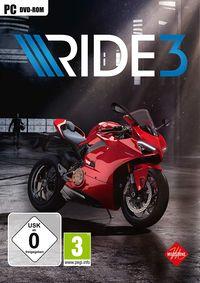 Hier klicken, um das Cover von RIDE 3 (PC) zu vergrößern
