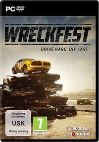 Hier klicken, um das Cover von Wreckfest (PC) zu vergrößern