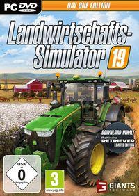 Hier klicken, um das Cover von Landwirtschafts-Simulator 19 (PC) zu vergrößern