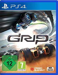 Hier klicken, um das Cover von GRIP: Combat Racing (PS4) zu vergrößern