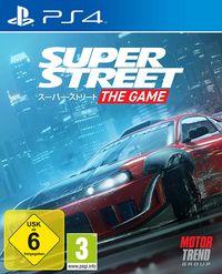 Hier klicken, um das Cover von Super Street the Game (PS4) zu vergrößern