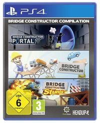Hier klicken, um das Cover von Bridge Constructor Compilation (PS4) zu vergrößern