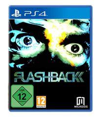 Hier klicken, um das Cover von Flashback 25th Anniversary (PS4) zu vergrößern