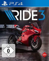 Hier klicken, um das Cover von RIDE 3 (PS4) zu vergrößern