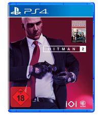 Hier klicken, um das Cover von HITMAN 2 - Standard Edition (PS4) zu vergrößern