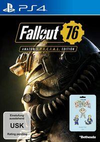 Hier klicken, um das Cover von Fallout 76 (PS4) zu vergrößern