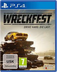Hier klicken, um das Cover von Wreckfest (PS4) zu vergrößern