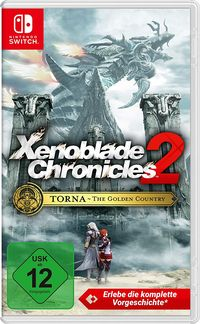 Hier klicken, um das Cover von Xenoblade Chronicles 2: Torna - The Golden Country (Switch) zu vergrößern
