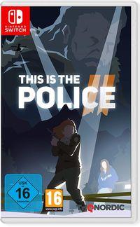 Hier klicken, um das Cover von This is the Police 2 (Switch) zu vergrößern
