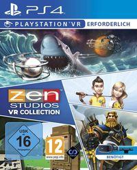 Hier klicken, um das Cover von Zen Studios Ultimate VR Collection (PS4) zu vergrößern
