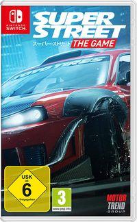 Hier klicken, um das Cover von Super Street the Game (Switch) zu vergrößern