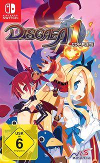 Hier klicken, um das Cover von Disgaea 1 Complete (Switch) zu vergrößern