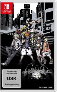 Hier klicken, um das Cover von The World Ends With You -Final Remix- - (Switch) zu vergrößern