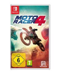 Hier klicken, um das Cover von Moto Racer 4 (Switch) zu vergrößern