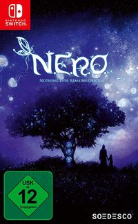 Hier klicken, um das Cover von N.E.R.O. Nothing Ever Remains (Switch) zu vergrößern