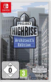 Hier klicken, um das Cover von Project Highrise: Architect's Edition (Switch) zu vergrößern