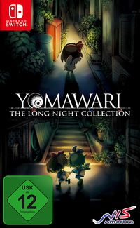 Hier klicken, um das Cover von Yomawari: The Long Night Collection (Switch) zu vergrößern
