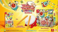 Hier klicken, um das Cover von Taiko no Tatsujin: Drum 'n' Fun! (Switch) zu vergrößern
