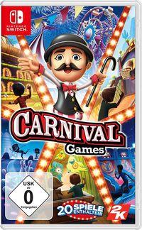 Hier klicken, um das Cover von Carnival Games (Switch) zu vergrößern